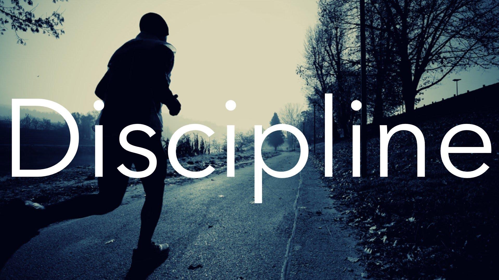 Discipline = Liberté